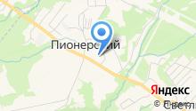 Собрание депутатов Пионерского сельского поселения на карте