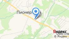 Перекрёсток-2 на карте