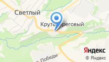 12 км на карте