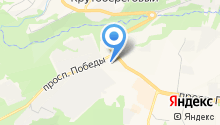 Аксустика на карте