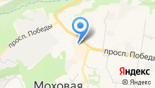 WANT. на карте