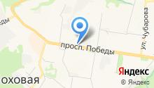 АвтоПрогресс на карте