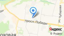 Багремстрой на карте