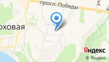 Детский сад №7 на карте