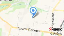 Восточная лавка на карте