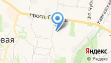 Адвокатский кабинет Ближниковой А.Б. на карте