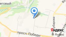 Восточная транспортная компания на карте