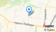 Гардиан на карте
