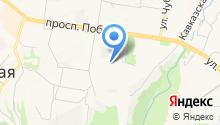 Начальная школа-детский сад №52 на карте