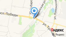 IANAMI на карте
