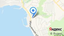 Гермес-Восток на карте