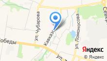 Контракт-Авто на карте