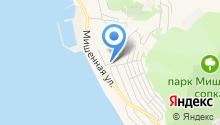 Amelia Камчатка на карте