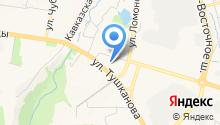 Агентство по делам архивов Камчатского края на карте