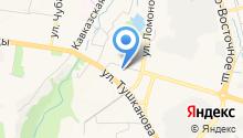 КамчатDreamТур на карте