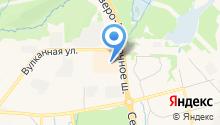 Центр автосигнализации на карте