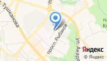 Аксио Плюс на карте