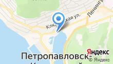 Государственная фельдъегерская служба РФ на карте