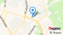 Автосвет-Автозвук на карте