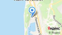 Камчатойлснаб на карте