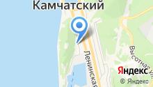 Главное бюро медико-социальной экспертизы по Камчатскому краю на карте