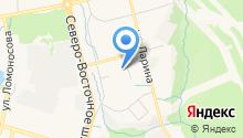Автонапрокат на карте
