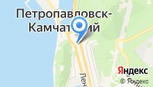 Главный федеральный инспектор по Камчатскому краю на карте