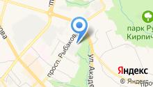 Гос-Рем-Строй на карте