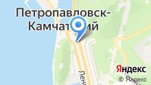 Главное управление Губернатора и Правительства Камчатского края по вопросам государственной службы на карте