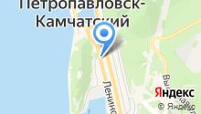 Гамбринус на карте