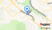 Даль-Росмед на карте
