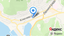 Государственная экспертиза проектной документации Камчатского края, ГАУ на карте