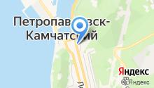 Граница России на карте