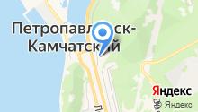 ГТРК Камчатка на карте