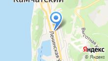 Агентство по туризму и внешним связям Камчатского края на карте