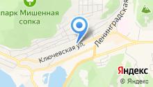 Refresh Kamchatka на карте