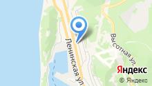 Детская музыкальная школа №1 на карте