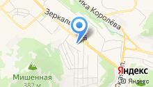 Детский сад №45, Белоснежка на карте