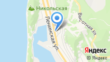 Восток Тур на карте