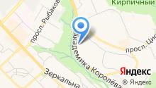 INVENTO на карте