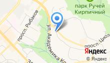 Камчатский территориальный центр медицины катастроф на карте