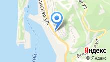 Дальспецлизинг, ЗАО на карте