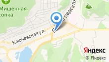 Агентство по занятости населения и миграционной политике Камчатского края на карте