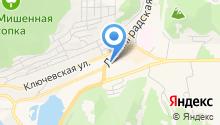 Департамент управления жилищным фондом администрации Петропавловск-Камчатского городского округа на карте