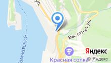 S-print на карте