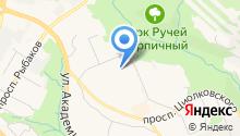 Восток-Комплект на карте
