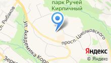 Адвокатский кабинет Косолаповой Т.В. на карте