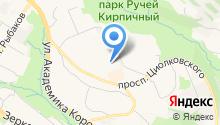 СТ Альфатранс на карте