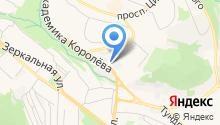 Форсаж-Авто на карте