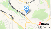 Сертифицированное СТО на карте